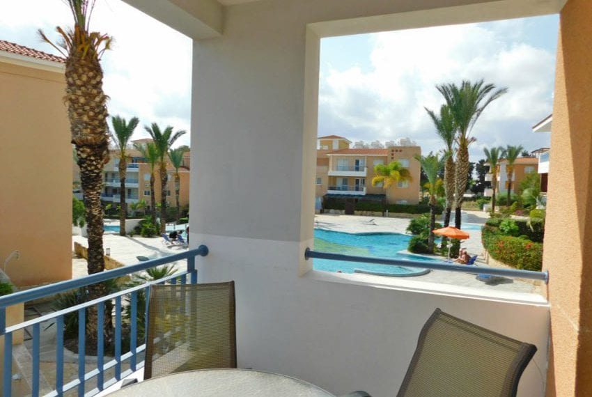 First floor spacious apartment for sale Paphos
