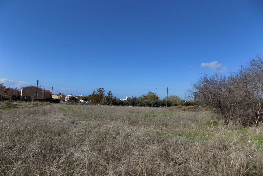 Big plot of land for sale in Emba village
