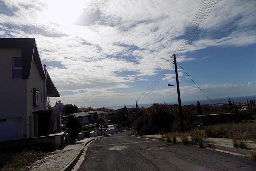 Cul de sac residential plot for sale in Konia, Paphos