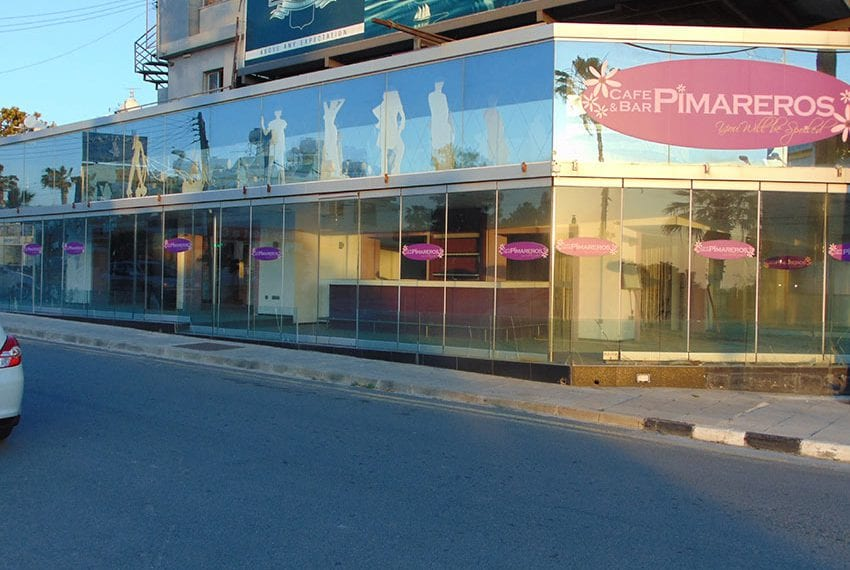 Commercial building for sale in Kato Paphos