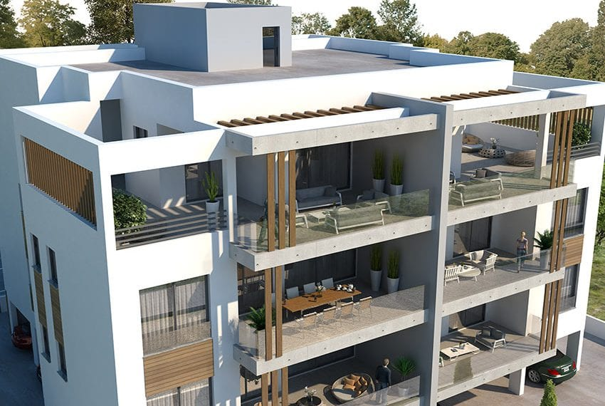 Modern residential apartment for sale in Limassol