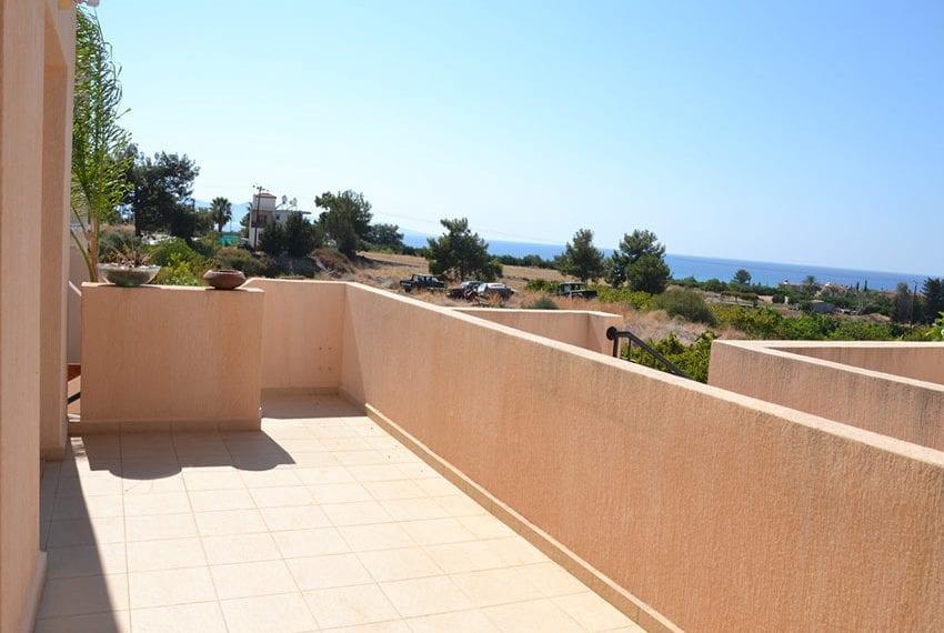 2 bedroom garden apartment for sale Argaka, Cyprus