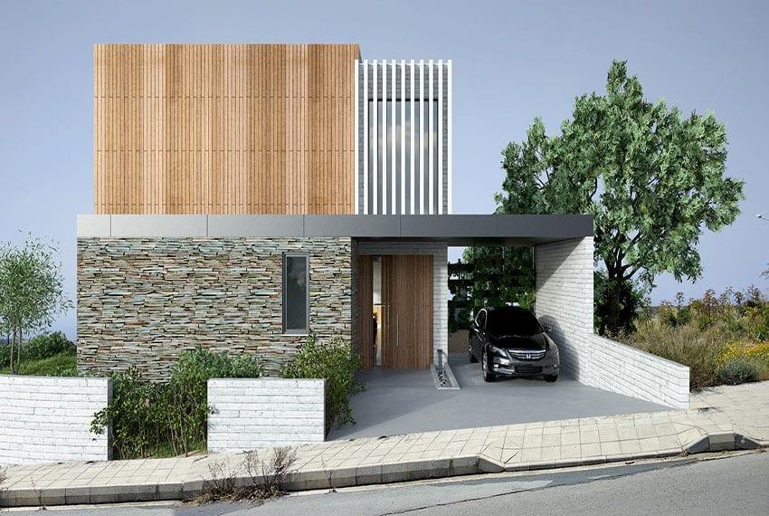 3 bedroom high tech Smart villa for sale Armou, Paphos