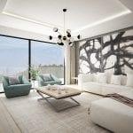 Luxury Smart 2 bedroom apartments for sale in Larnaca
