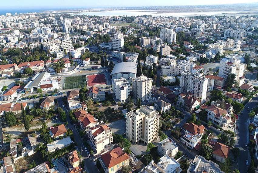 Luxury Smart 2 bedroom apartments for sale in Larnaca