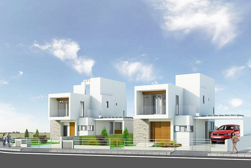 Modern detached house for sale close to beach in Larnaka02