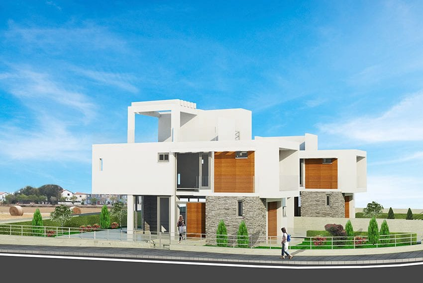 Modern detached house for sale close to beach in Larnaka03