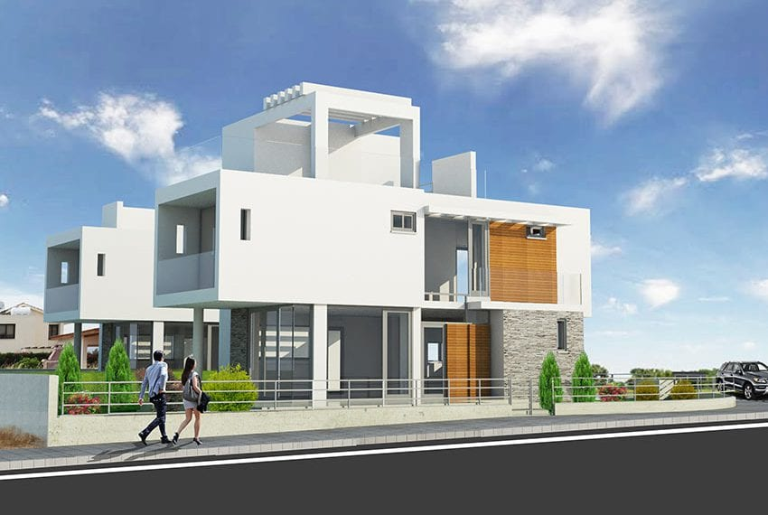 Modern detached house for sale close to beach in Larnaka04