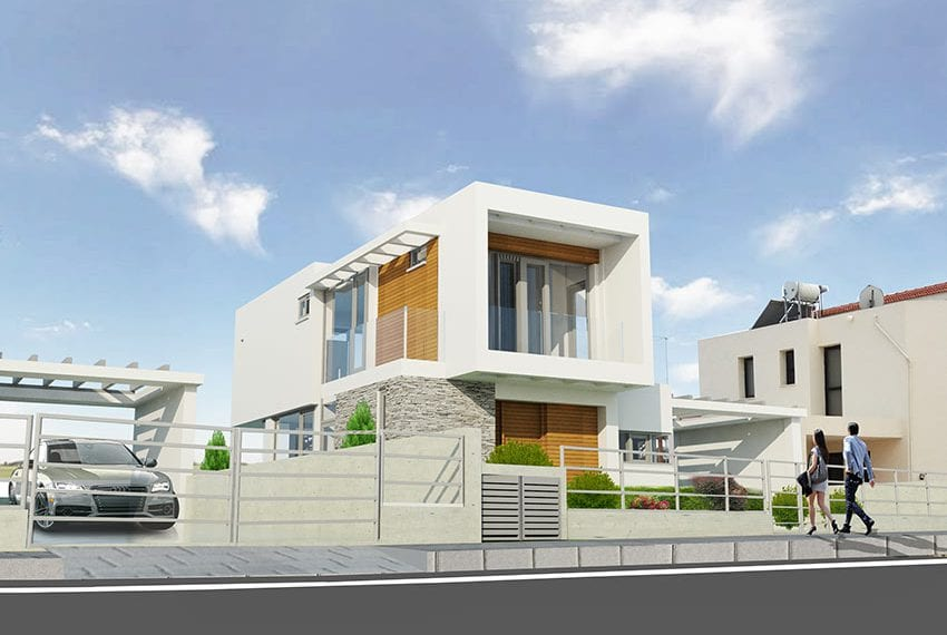 Modern detached house for sale close to beach in Larnaka05