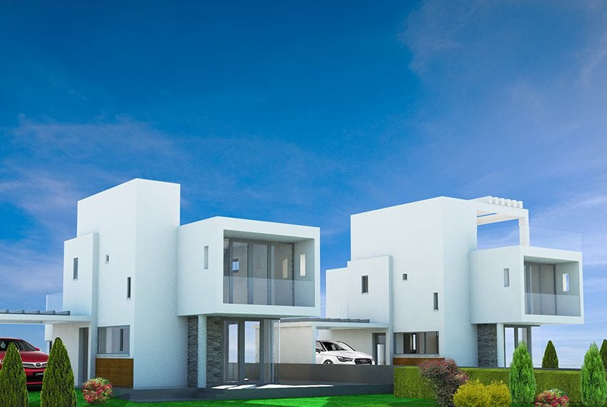 Modern detached house for sale close to beach in Larnaka06