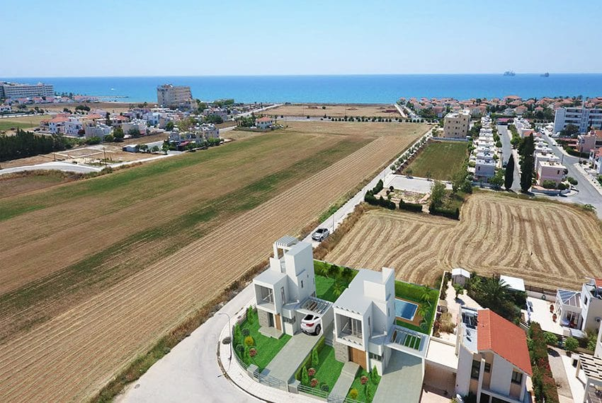 Modern detached house for sale close to beach in Larnaka07