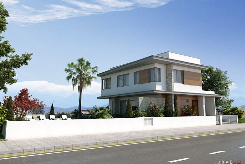 Detached villa for sale close to beach Larnaka03