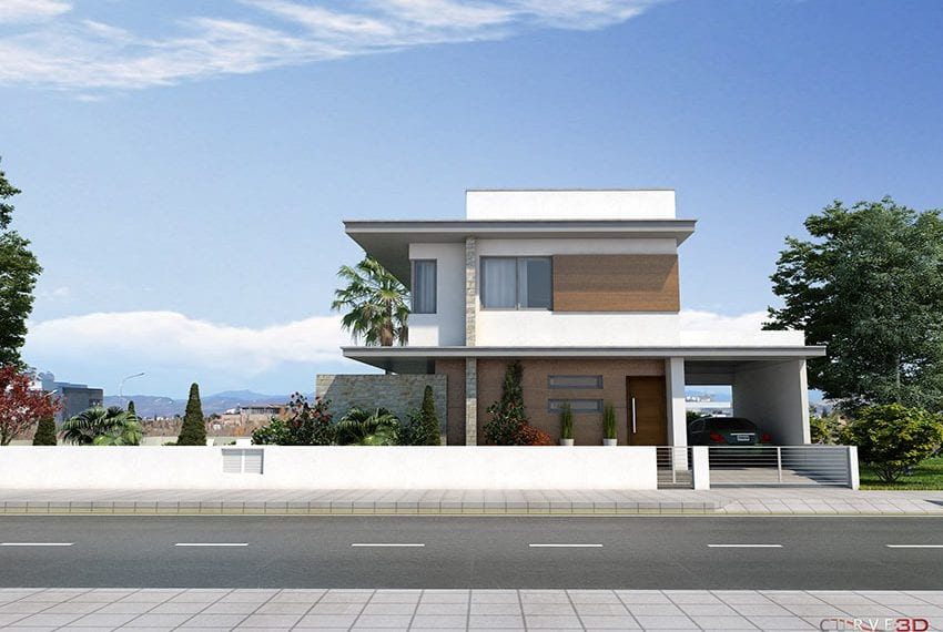 Detached villa for sale close to beach Larnaka04