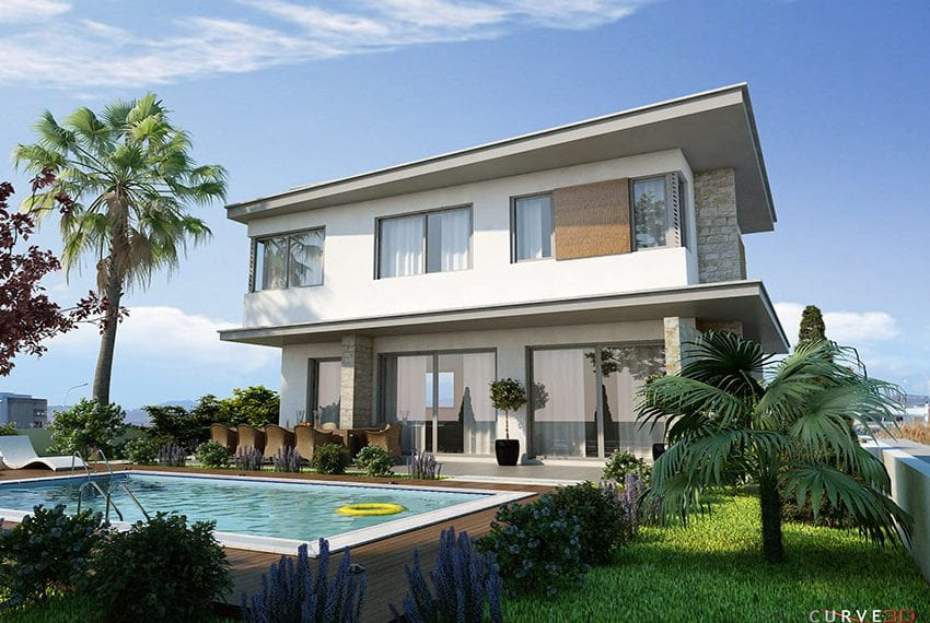 Detached villa for sale close to beach Larnaka06