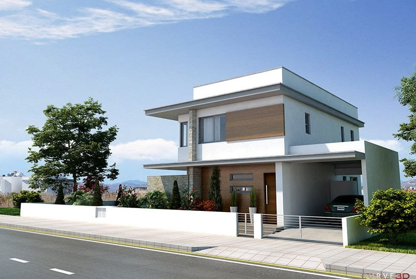 Detached villa for sale close to beach Larnaka07