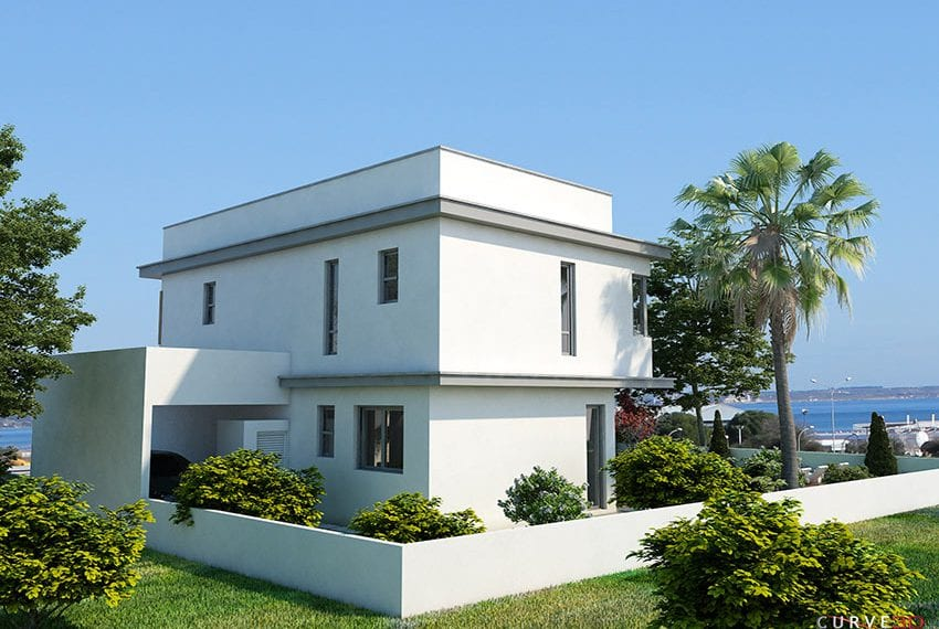 Detached villa for sale close to beach Larnaka09