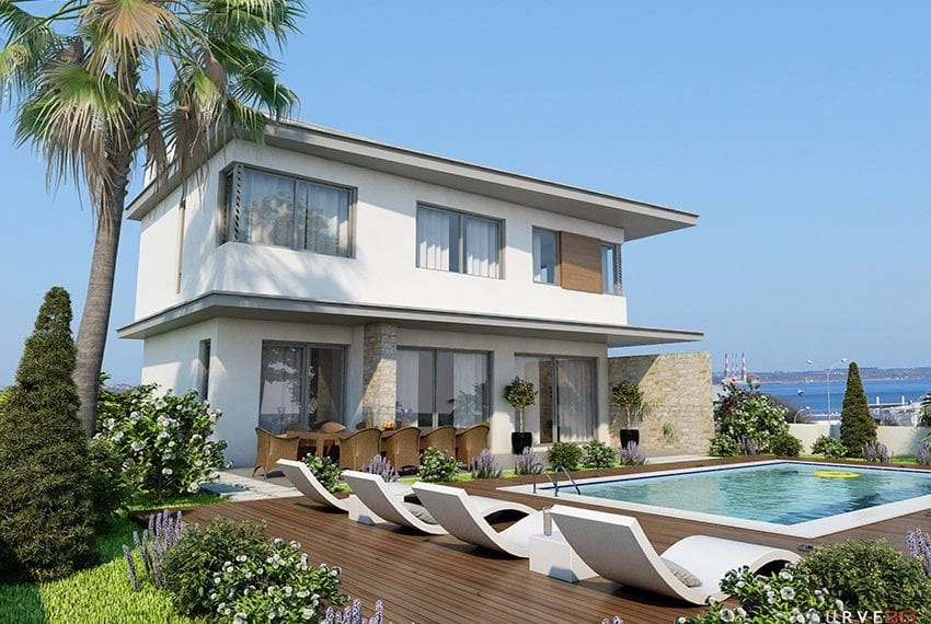 Detached villa for sale close to beach Larnaka10
