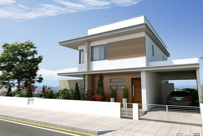 Detached villa for sale close to beach Larnaka11