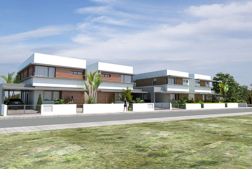 Modern house for sale in Larnaka, guaranteed title deeds01