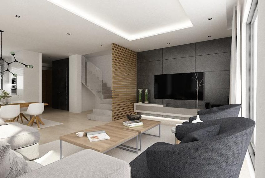 Modern house for sale in Larnaka, guaranteed title deeds05