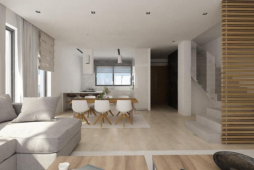 Modern house for sale in Larnaka, guaranteed title deeds08
