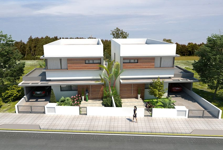 Modern house for sale in Larnaka, guaranteed title deeds12