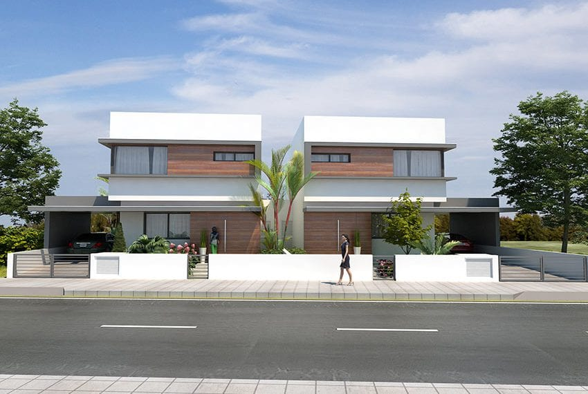 Modern house for sale in Larnaka, guaranteed title deeds13