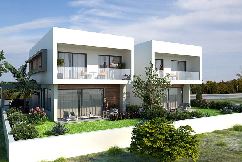 Modern house for sale in Larnaka, guaranteed title deeds14