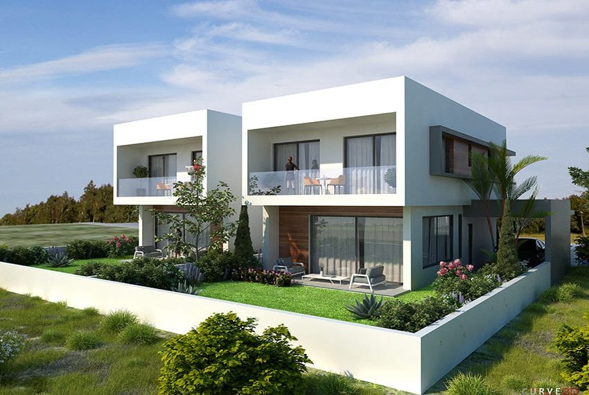Modern house for sale in Larnaka, guaranteed title deeds15