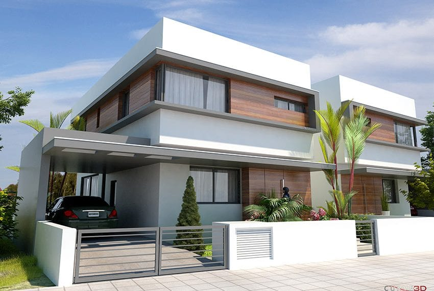 Modern house for sale in Larnaka, guaranteed title deeds16