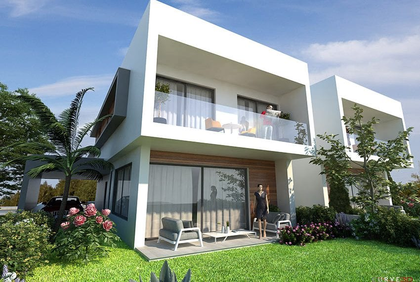 Modern house for sale in Larnaka, guaranteed title deeds17
