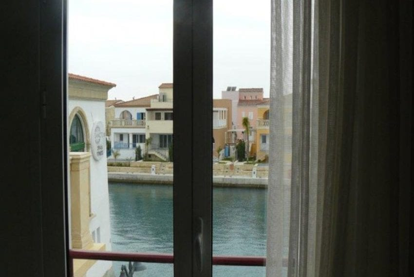 Luxury 3 bed apartment for sale in Limassol marina