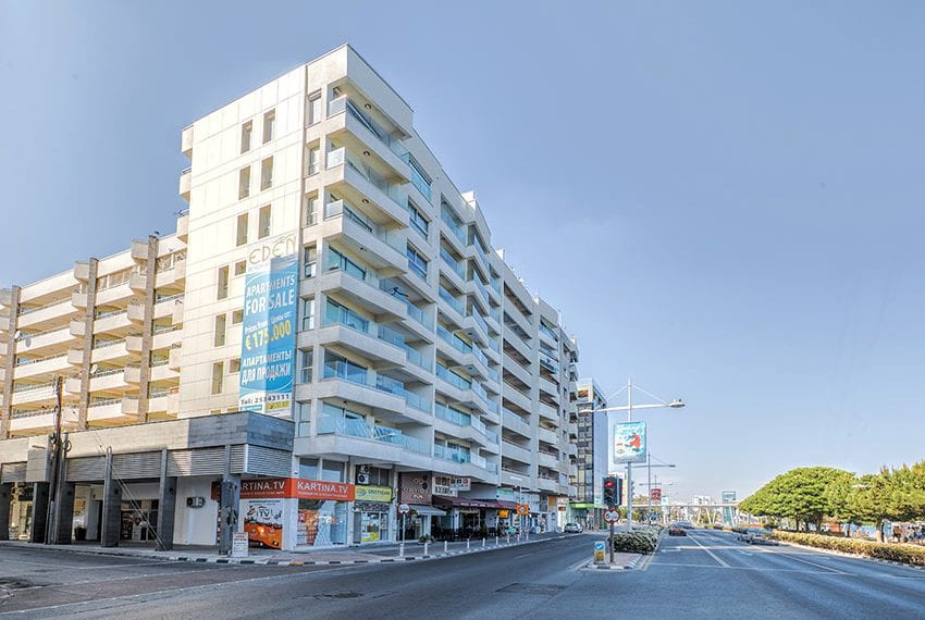 Beach front apartments for sale in Limassol, Cyprus01