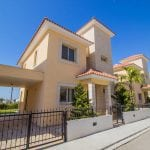 New 3 bed luxury villa for sale in Limassol