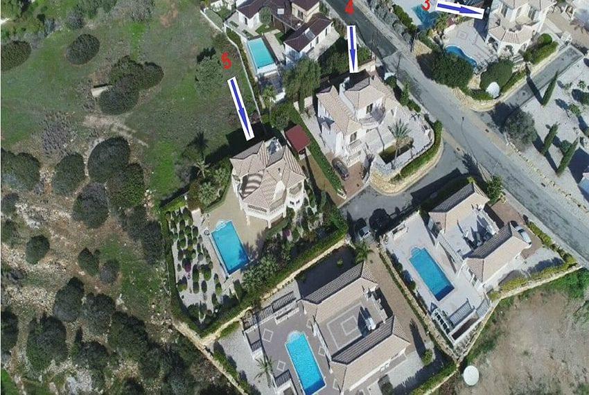 Luxury villa with infinity pool Sea Caves, Peyia