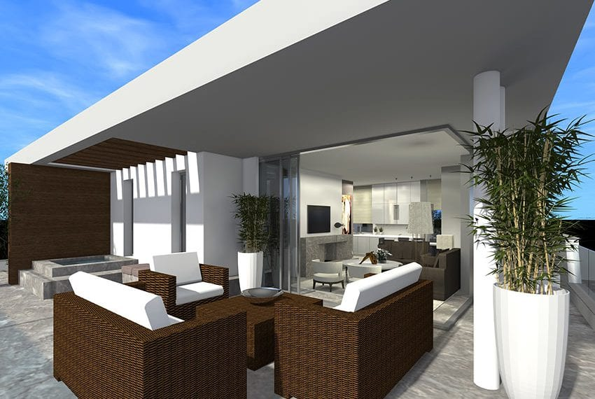 Brand new 2 bedroom apartment in Neapolis, Limassol