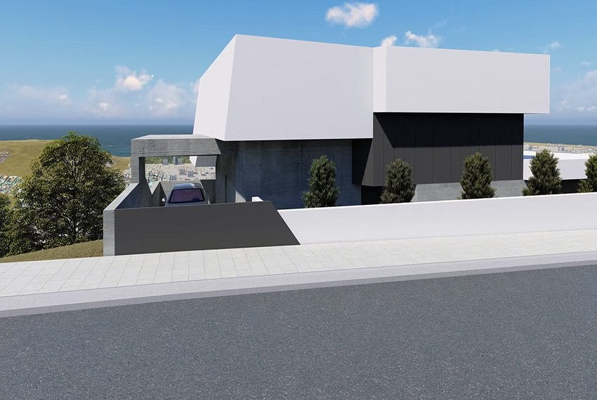 Luxury 5 bedroom villa for sale in Limassol, Cyprus