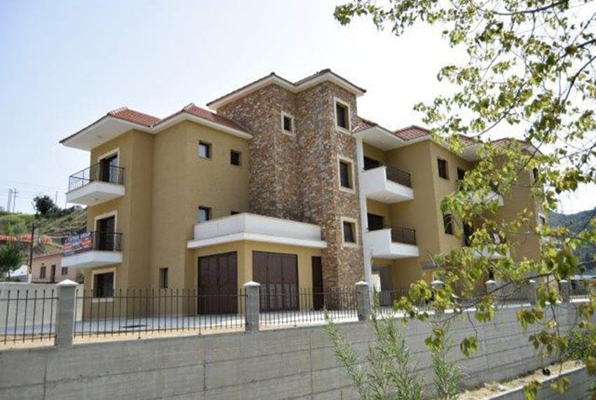block of apartments for sale near Limassol16