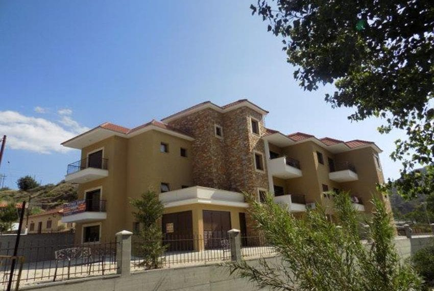 block of apartments for sale near Limassol30