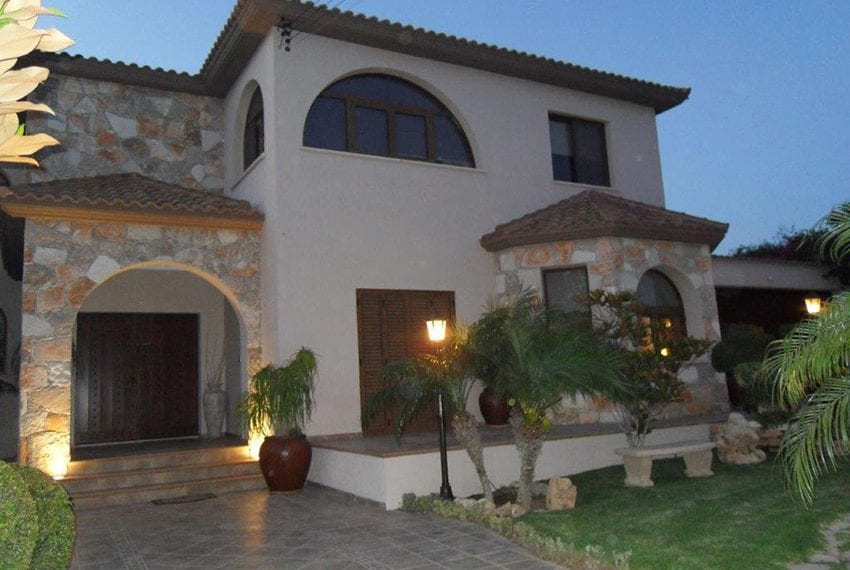 Luxury 5 bed villa for sale with sea views Limassol01