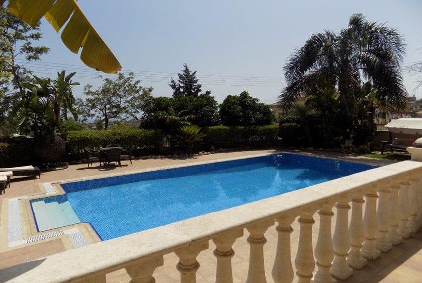 Luxury 5 bed villa for sale with sea views Limassol17