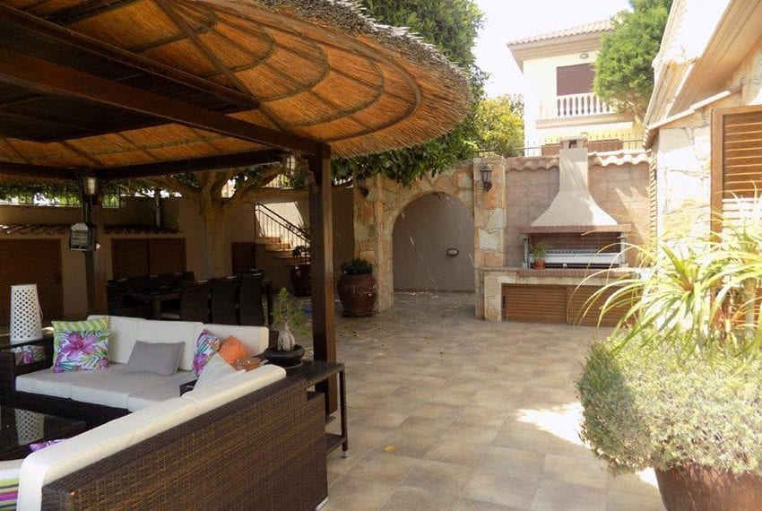 Luxury 5 bed villa for sale with sea views Limassol19