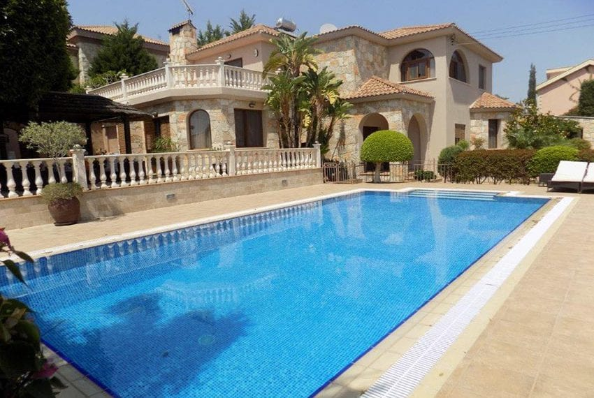 Luxury 5 bed villa for sale with sea views Limassol20