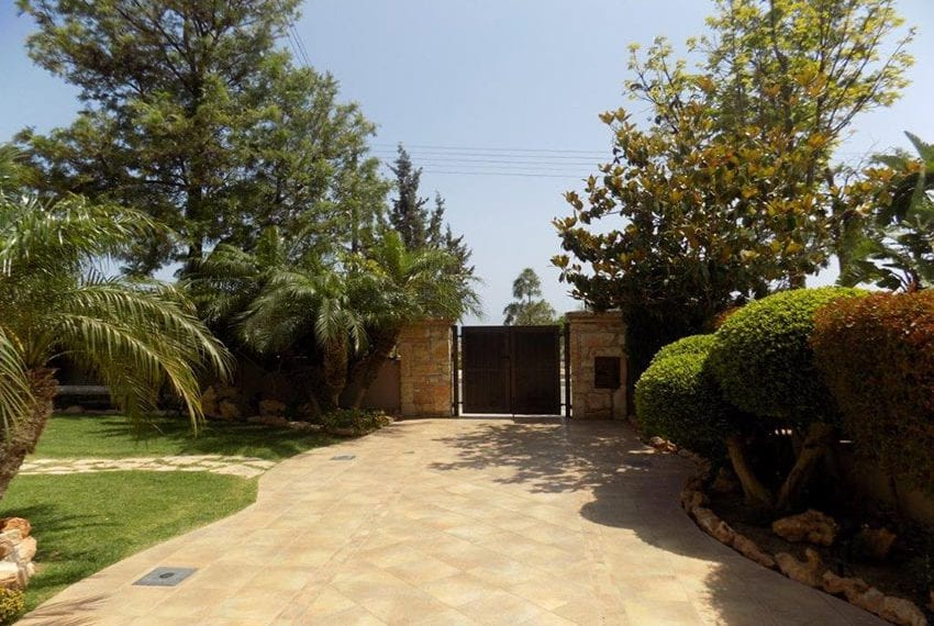 Luxury 5 bed villa for sale with sea views Limassol24