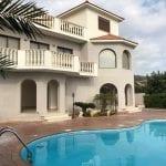 Luxury villa for sale in Sfalaggiotissa area Limassol