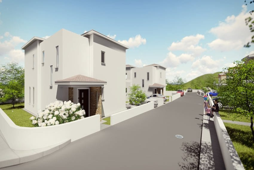 Sea view villas for sale in Chloraka, Pafos
