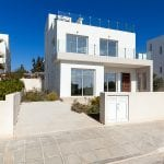3 bedroom Mesogi residences villas for sale Pafos