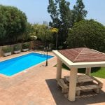 Sea View villa for sale in Armenochori, Limassol