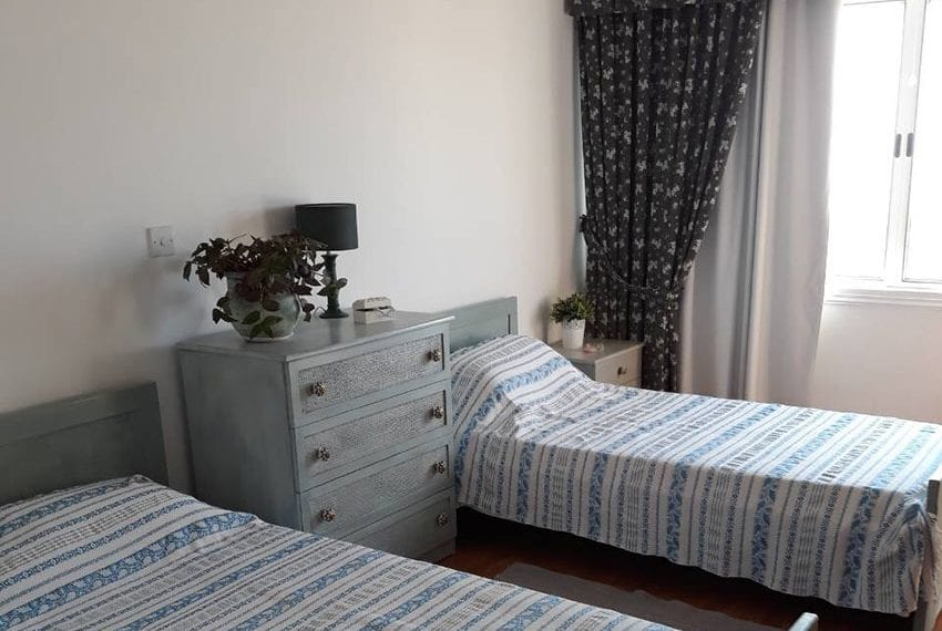 Maisonette with panoramic view for sale in Limassol