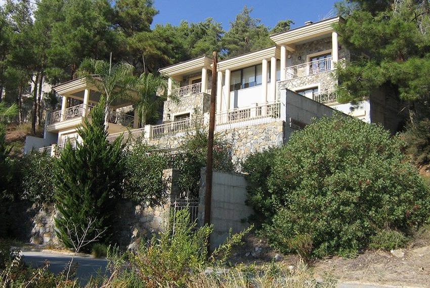 Luxury villa for sale in Saitas Forest near Limassol